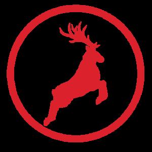 Caribou Emblem